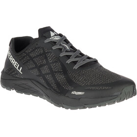 Merrell Bare Access Flex Shield Shoes Men Black And White